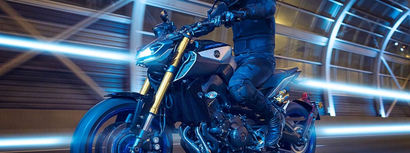 Yamaha MT-09SP Naked Bike