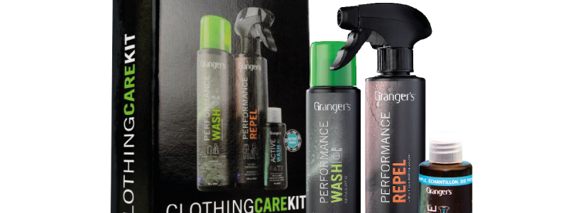 Clothing Care Kit Van Grangers