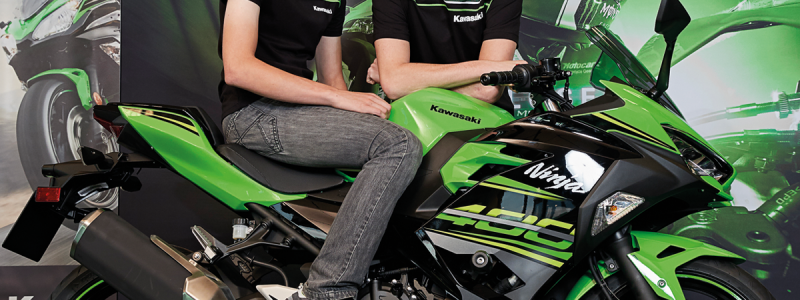 MOTOPORT KAWASAKI RACING TEAM 2019